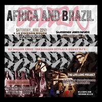 Summer Jam Night - Africa and Brazil