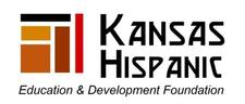 Irma Luna, Kansas Hispanic Education & Development Foundation logo
