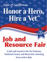 2016 Honor A Hero/Hire A Veteran Job and Resource Fair