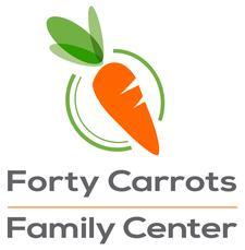 Forty Carrots Family Center logo