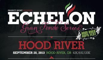 Echelon Gran Fondo Hood River 2013
