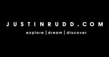 Justin Rudd! logo