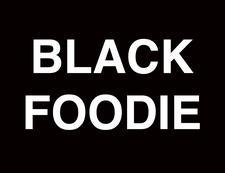 Black Foodie logo