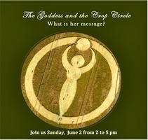 The Goddess and the Crop Circle: What is her message?