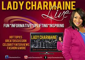 Lady Charmaine Live Television Show Taping