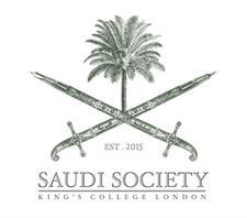 Saudi Society KCL logo
