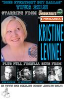 Altercation Punk Comedy presents: KRISTINE LEVINE