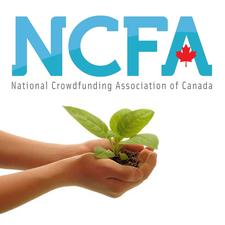 National Crowdfunding Association of Canada logo