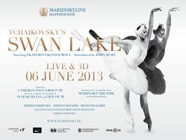 BYOC and Mariinsky Swan Lake 3D-Live Premiere at Vue,...