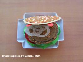 Its Origami Food Sculptures - Waurn Ponds Library