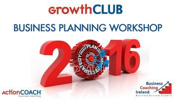 Business Plan Workshop 2016 - Dublin