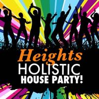 Heights Holistic House Party! 70's Funk & Classic Salsa Party