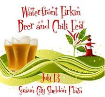 Waterfront Firkin Beer & Chili Fest