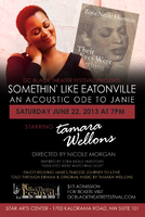 Somethin' Like Eatonville - Featuring Tamara Wellons