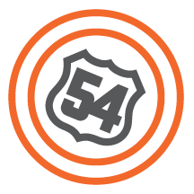 Range 54 logo