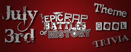 Epic Rap Battle of History Geek Trivia