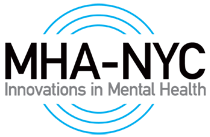 The Mental Health Association of New York City logo