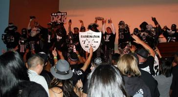 OFFICIAL RAIDER NATION HOME OPENER KICKOFF PARTY