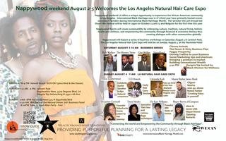 LA Natural Hair Care Expo