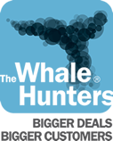 The Whale Hunters logo