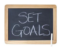 Mid-Year Goal Checkup - BRING YOUR GOALS!