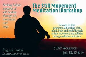 Still Movement Mediation: Connecting to your Higher Self