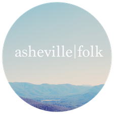 Asheville Folk  logo