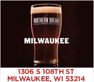 Northern Brewer - Milwaukee logo