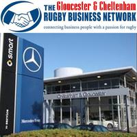 Launch of the Gloucester/Cheltenham Rugby Business...