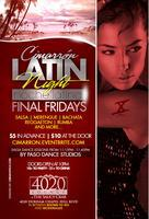Cimarron Latin Night - Noche Latina (Every Final Friday)