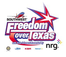Southwest Airlines Freedom Over Texas 2013