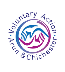 Voluntary Action Arun & Chichester logo