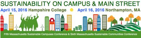 2016 Massachusetts Sustainable Campuses and...