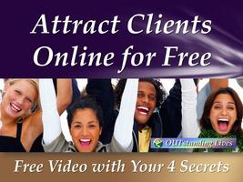 Attract Clients Online for Free (Free Video)