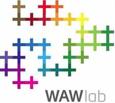 WAWlab Paris-Saclay logo