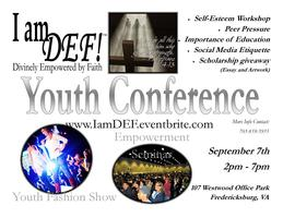 I am DEF! Youth Conference