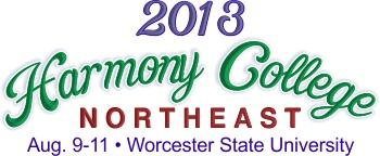 Harmony College Northeast 2013