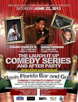 The Laugh It Up Comedy Series (Grown Folks Edition)