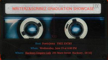 Writerz&Scribez Graduate Showcase
