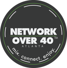 Network Over 40: Atlanta logo