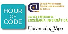 Escuela Superior de Enxeñería Informática - Colexio Profesional de Enxeñería Informática logo