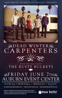 Dead Winter Carpenters in Auburn Friday June 7