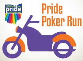 Columbus Pride Motorcycle Poker Run 2013