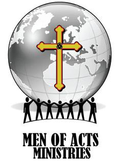 Men of Acts Ministries logo
