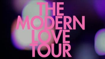 Modern Love Tour - Table Reservations