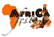 Productions Pulchérie Mboussi: VACC Society & AfricaFest logo