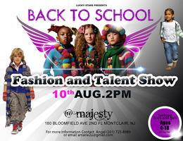 Lucky Stars Back to School Fashion and Talent show