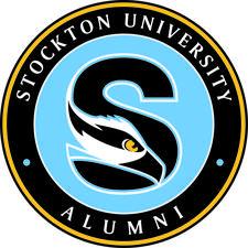 Stockton University Alumni Office logo