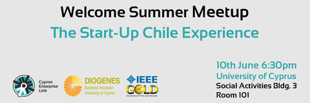 Welcome Summer Meetup