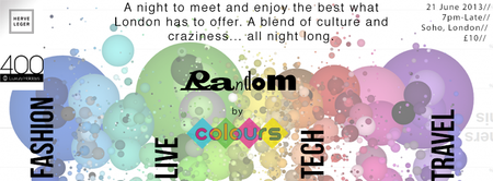 Random by Colours